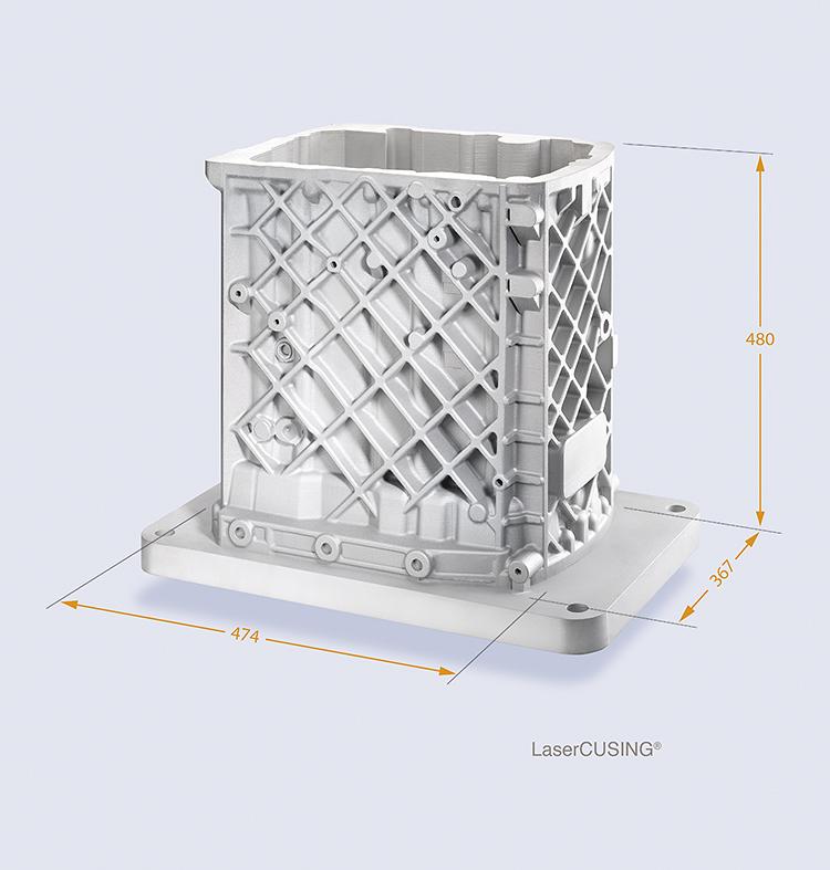 GE đang chế tạo máy in 3D lớn nhất thế giới có khả năng in các bộ phận từ bột kim loại