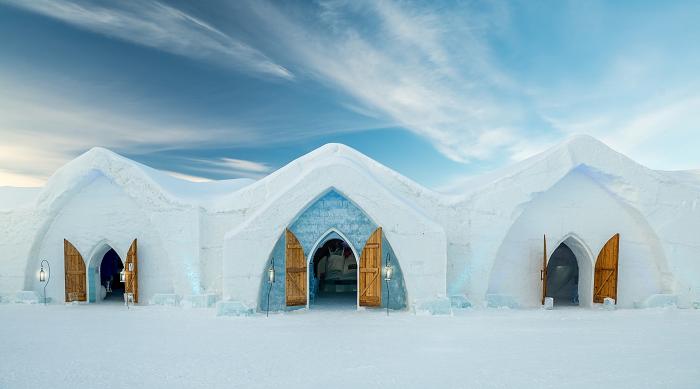 Trải nghiệm cảm giác đông cứng ở những khách sạn lạnh nhất thế giới