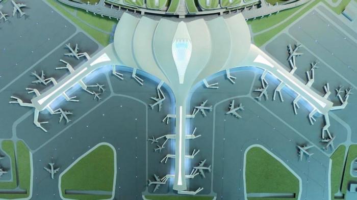 """Báo cáo Quốc hội tiến độ """"siêu sân bay"""" Long Thành"""