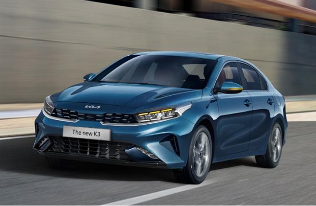 Dòng sedan C biến động như nào từ khi KIA K3 thế hệ mới ra mắt