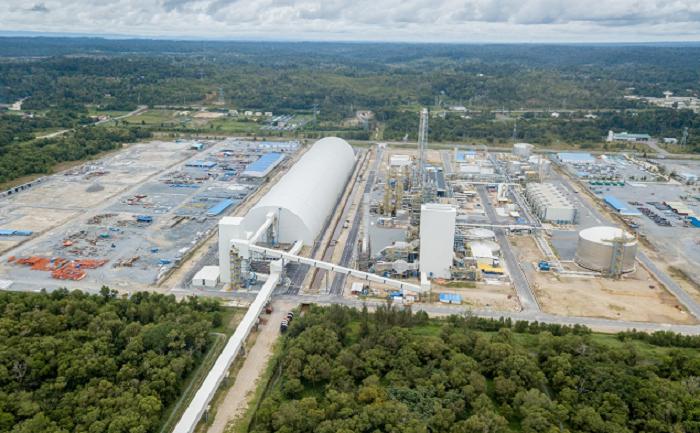 LILAMA đột phá trong chiến lược xuất khẩu dịch vụ xây lắp - Dự án phân bón A/U Brunei là...