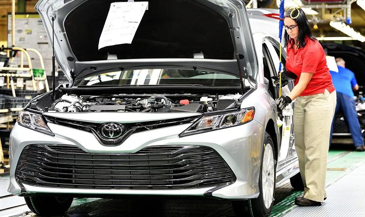 GM bị Toyota hạ bệ ngay trên sân nhà