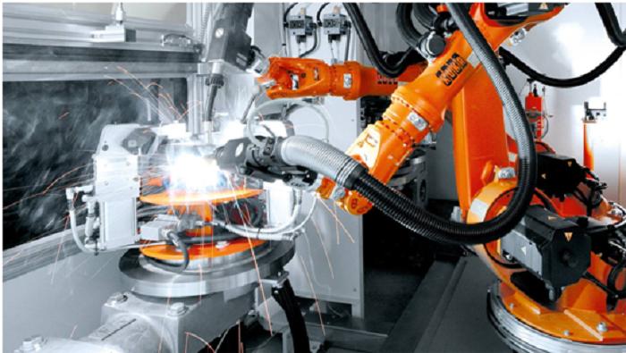 Ứng dụng Robot hàn công nghiệp