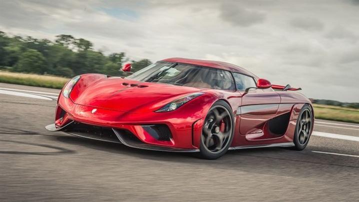 Năm mẫu xe Hybrid nhanh nhất