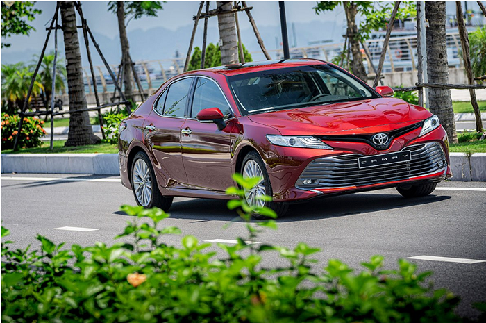 Ưu đãi tháng 10, tạo đà tăng doanh số cuối năm phân khúc sedan hạng D