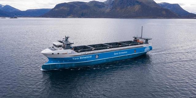 Lịch sử ngành vận tải biển sắp bước sang trang mới: Tàu vận tải chạy điện, không thuỷ thủ...